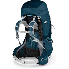 Osprey Aura AG 50 Sac à dos Femme, challenger blue